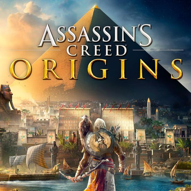 Assassin's Creed® Origins (Europe, HB Gift link)