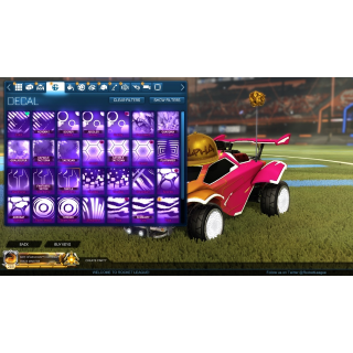 I will coach in how to be a better trader in Rocket League.