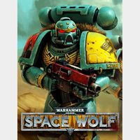 Warhammer 40,000: Space Wolf (Instant Delivery)