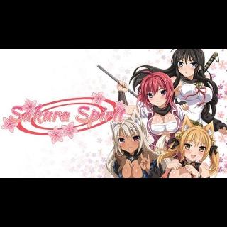 Sakura Spirit (Instant Delivery)