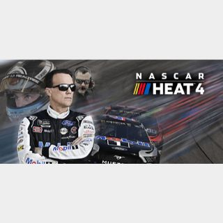 NASCAR Heat 4 (Instant Delivery)