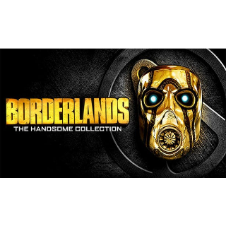 Borderlands: The Handsome Collection (Instant Delivery)