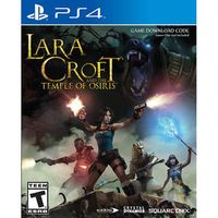 Lara Croft and the Temple of Osiris (Instant Delivery PS4 Game Code + Season Pass Code [US/CAN])
