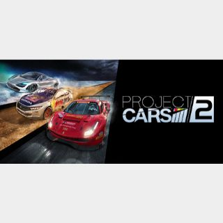 Project CARS 2 + Japanese Cars Bonus Pack (Instant Delivery)