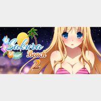 Sakura Beach 2 (Instant Delivery)