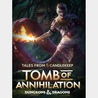 Tales from Candlekeep: Tomb of Annihilation (Instant Delivery)