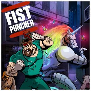Fist Puncher + Robot Unicorn Attack DLC (STEAM)