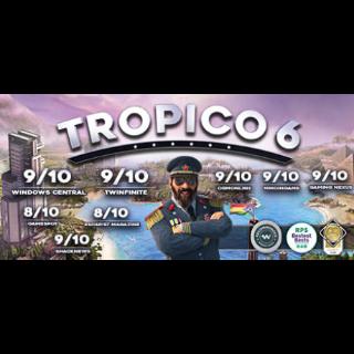Tropico 6 (XBOX ONE KEY)