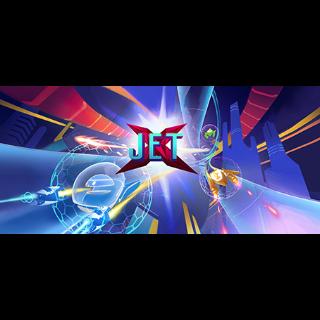 JetX VR (Steam Key) (VR)