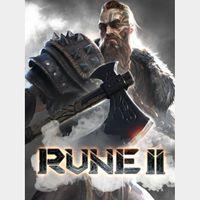 RUNE II (Epic Games Store Key)