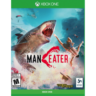 Maneater (Xbox One) (INSTANT)
