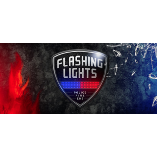 Flashing Lights - Police, Firefighting, Emergency Services Simulator (Steam Key)