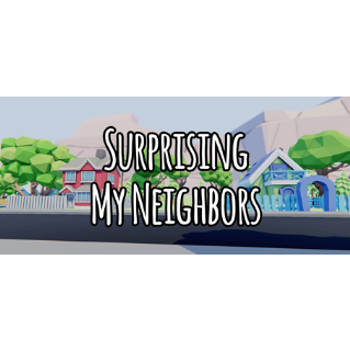 Surprising My Neighbors (Steam Key)