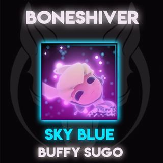 Buffy-Sugo   Sky Blue