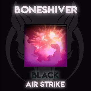 Air Strike   Black