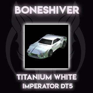 Imperator DT5   Titanium White