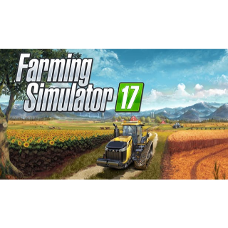 Farming Simulator 17 KEY GLOBAL ACTIVE Instant Delivery