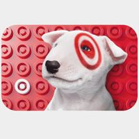 $5.00 Target USA instant delivery