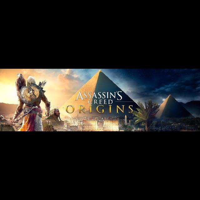 ASSASSIN'S CREED ORIGINS (UPLAY ACCOUNT) - UPlay