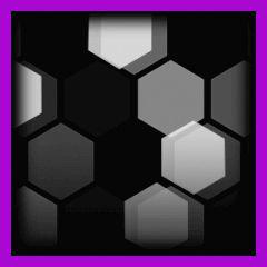 Hex Tide   Purple