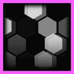 Hex Tide   Pink