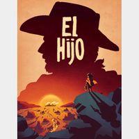 El Hijo: A Wild West Tale STEAM CD Key - GLOBAL - REGION FREE