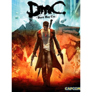 DmC: Devil May Cry GLOBAL Steam Key