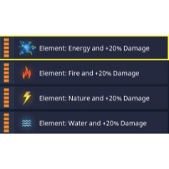 Jack O Launcher | Every Element