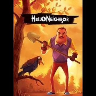 Hello Neighbor (Steam Key, GLOBAL)