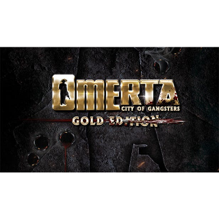 Omerta: City of Gangsters: Gold Edition