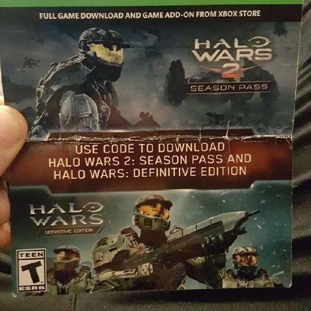 Halo Wars Definitive Edition & Halo Wars 2 Season Pass
