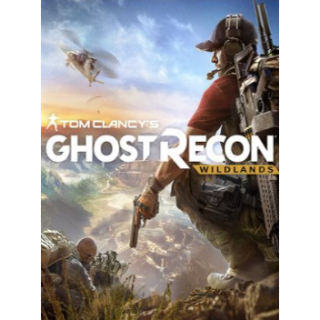 Tom Clancy's Ghost Recon Wildlands (Uplay Key) for Europe