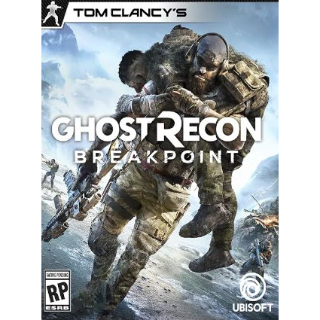 Tom Clancy's Ghost Recon Breakpoint [Uplay Key] EUROPE