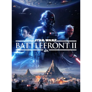 Star Wars Battlefront 2 (Worldwide Origin key)