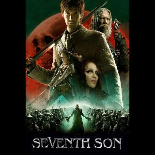 Seventh Son VUDU Redeem HDX