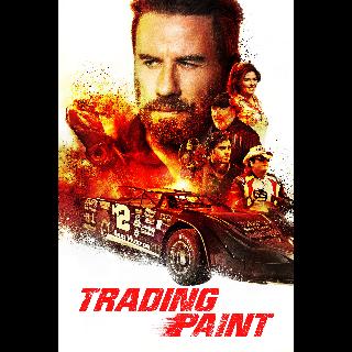 Trading Paint VUDU HDX or iTunes HD