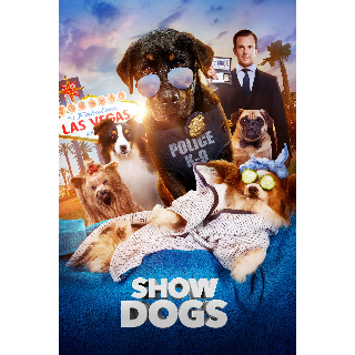 Show Dogs Movies Anywhere Digital HD