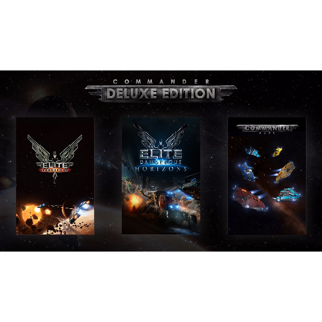 steam cd key elite dangerous commander deluxe edition global