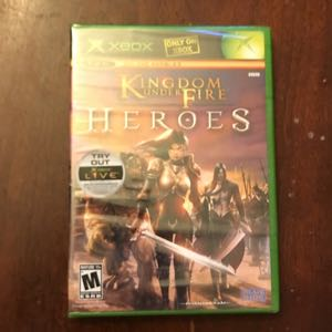 Kingdom under fire heroes NEW