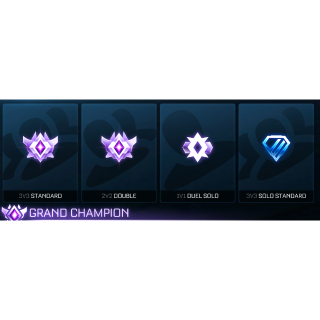 I will CARRY YOU TO CHAMP REWARDS ON ROCKET LEAGUE