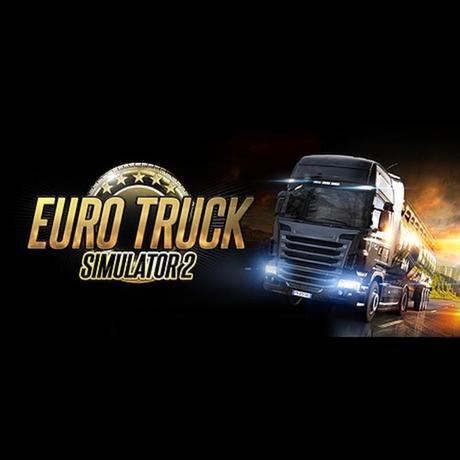 Euro Truck Simulator 2 CD KEY STEAM - Steam Games
