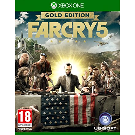 FAR CRY 5 GOLD EDITION XBON ONE DIGITAL DOWNLOAD - Other Games - Gameflip