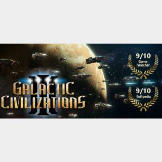 Galactic Civilizations III +3dlc