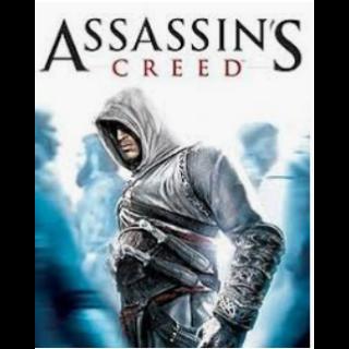 ASSASSIN'S CREED 1 UPLAY key