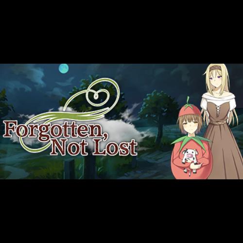 Forgotten, Not Lost - A Kinetic Novel