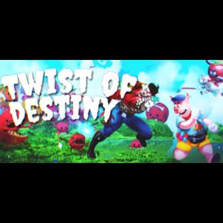 Twist of Destiny