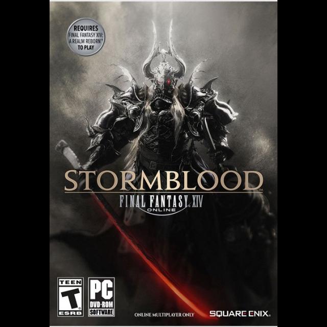 FINAL FANTASY XIV: Stormblood NA (Mog station registration code