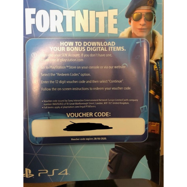 Fortnite Royal Bomber Skin 500 Vbucks Ps4 Games Gameflip