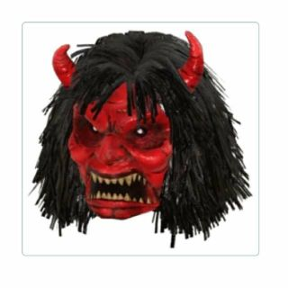 Apparel | Fasnacht Demon Mask