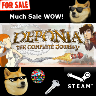 Deponia: The Complete Journey ⚡Instant⚡
